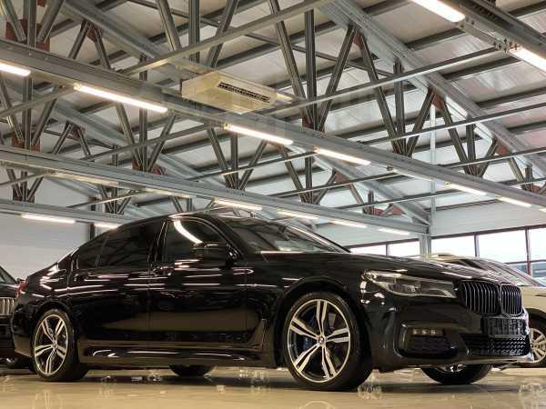 BMW 7-Series, 2017 год, 3 399 000 руб.