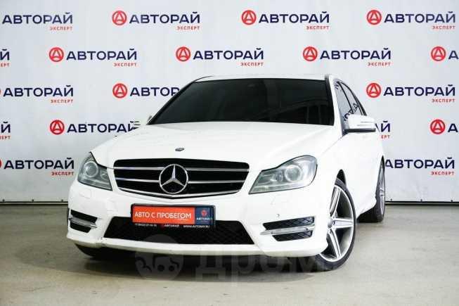 Mercedes-Benz C-Class, 2012 год, 849 000 руб.