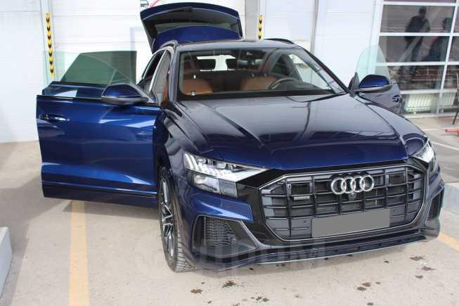 Audi Q8, 2019 год, 7 100 000 руб.