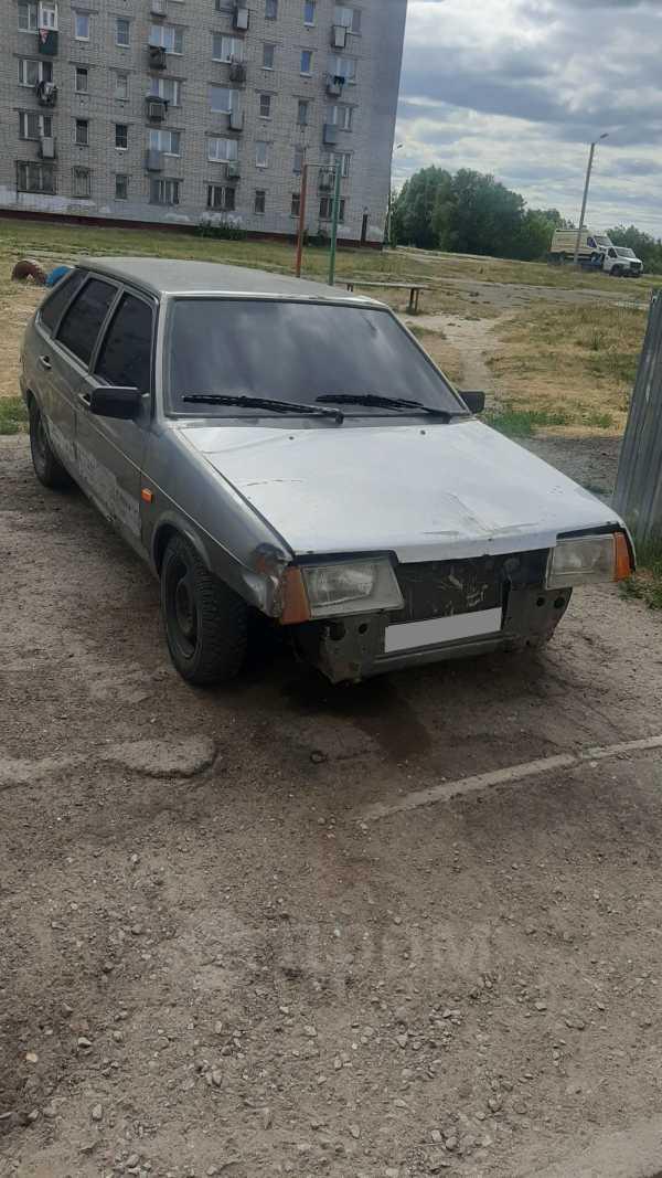 Лада 2109, 1995 год, 16 000 руб.
