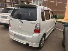 Краснодар Wagon R Solio 2003