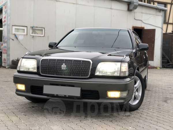Toyota Crown Majesta, 1998 год, 415 000 руб.