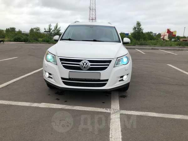 Volkswagen Tiguan, 2008 год, 550 000 руб.