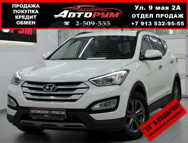 Hyundai Santa Fe, 2014 год, 1 297 000 руб.