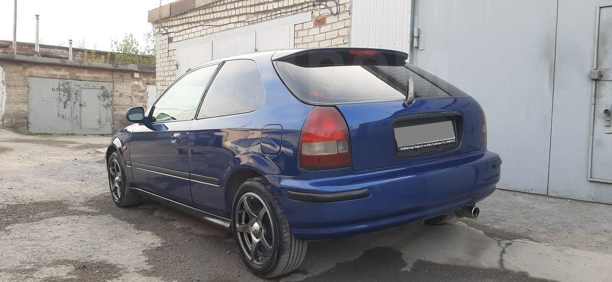 Купить Хонда Цивик 1998 год в Ачинске, двигатель ...  Хонда Цивик 1998 Хэтчбек