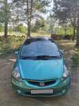 Honda Jazz, 2003 год, 190 000 руб.