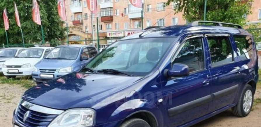 Dacia Logan, 2009 год, 285 000 руб.