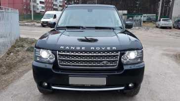 Пермь Range Rover 2012