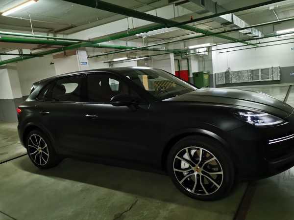 Porsche Cayenne, 2018 год, 9 500 000 руб.