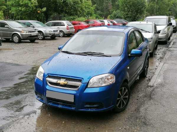 Chevrolet Aveo, 2008 год, 189 999 руб.