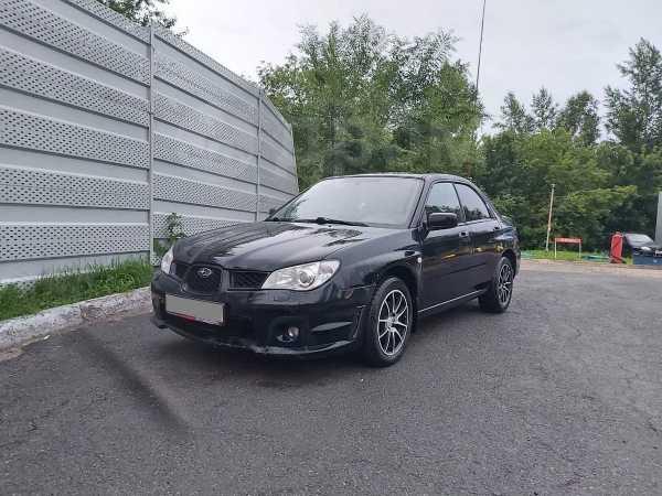 Subaru Impreza, 2006 год, 449 000 руб.