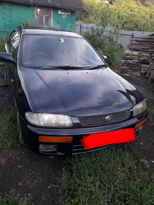 Mazda Familia, 1994 год, 100 000 руб.