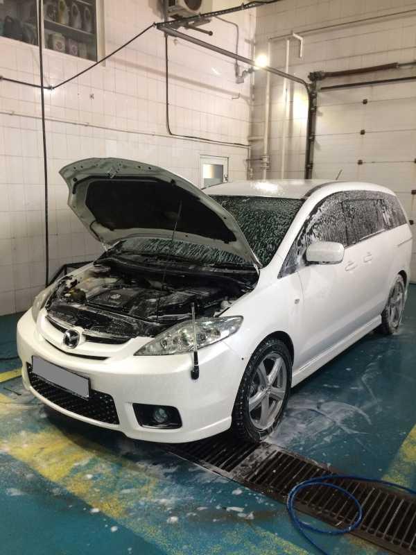 Mazda Premacy, 2006 год, 480 000 руб.