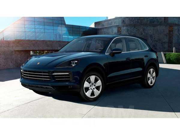 Porsche Cayenne, 2020 год, 8 651 060 руб.
