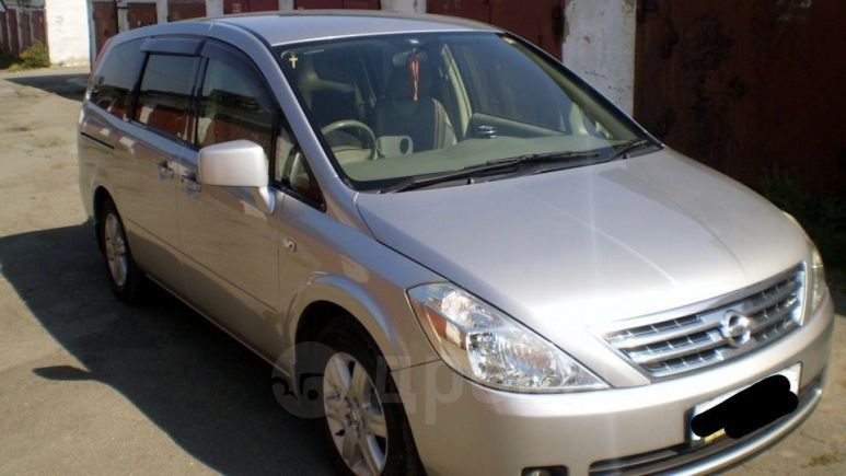 Nissan Presage, 2003 год, 405 000 руб.