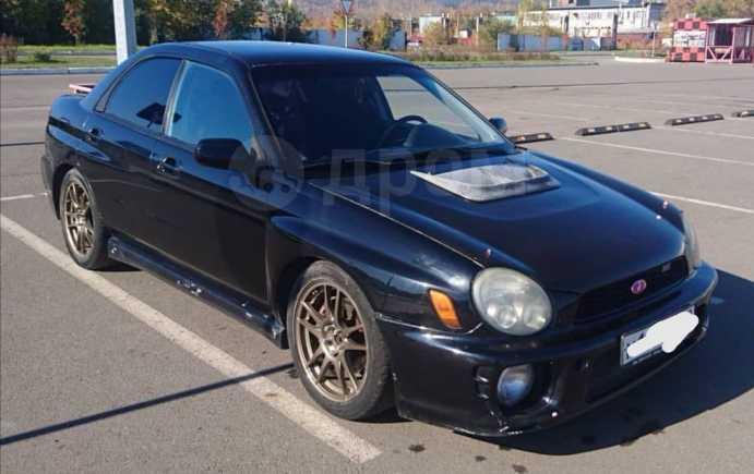 Subaru Impreza WRX STI, 2001 год, 500 000 руб.
