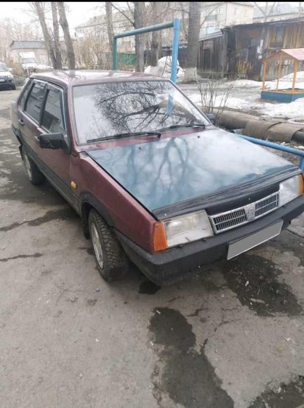 Лада 21099, 1999 год, 33 000 руб.