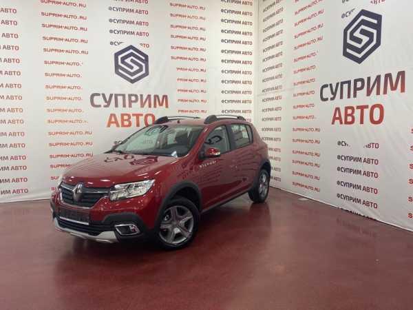 Renault Sandero, 2020 год, 861 000 руб.