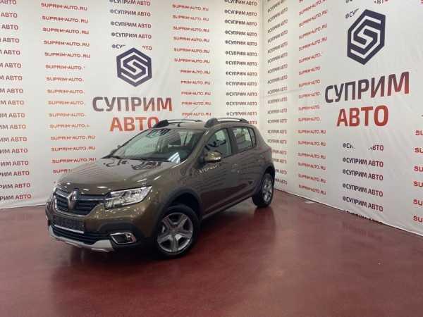 Renault Sandero, 2020 год, 790 000 руб.
