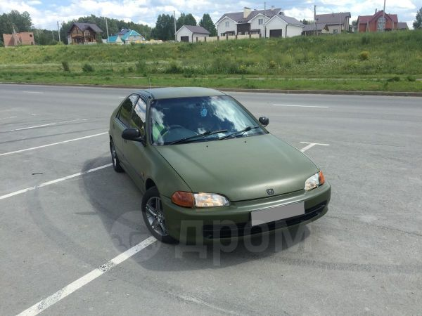 Honda Civic Ferio, 1992 год, 145 000 руб.