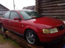 Красномайский Passat 1999
