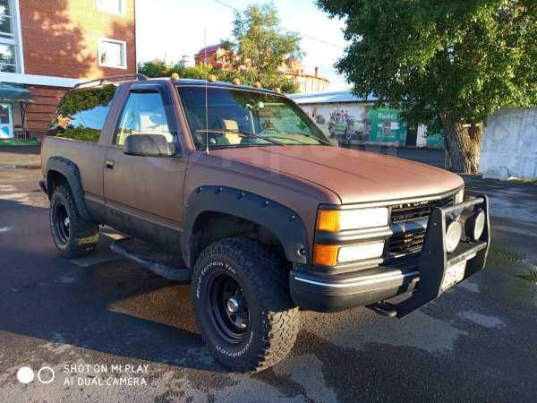 Chevrolet Tahoe, 1996 год, 470 000 руб.