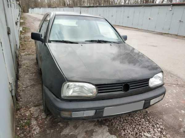 Volkswagen Golf, 1991 год, 120 000 руб.