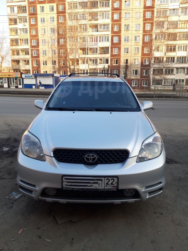 Toyota Matrix, 2004 год, 395 000 руб.