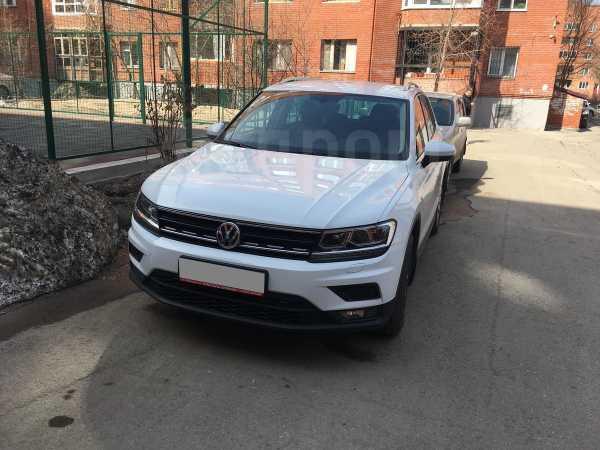 Volkswagen Tiguan, 2017 год, 1 680 000 руб.