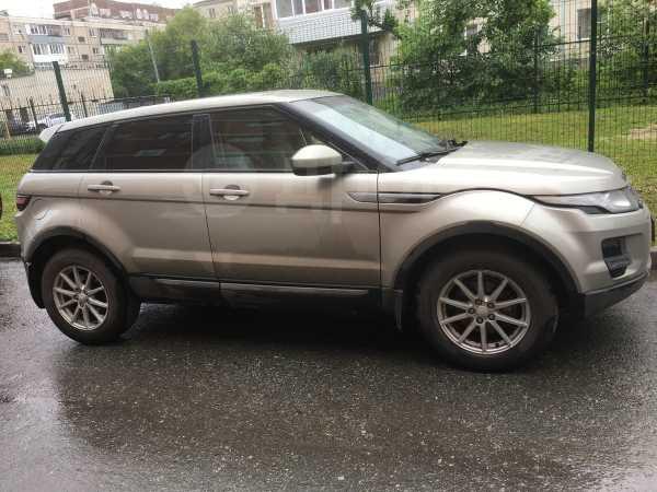 Land Rover Range Rover Evoque, 2014 год, 1 500 000 руб.