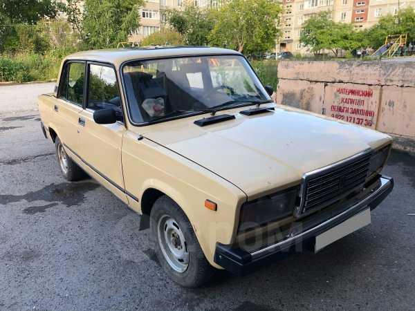 Лада 2107, 1988 год, 30 000 руб.