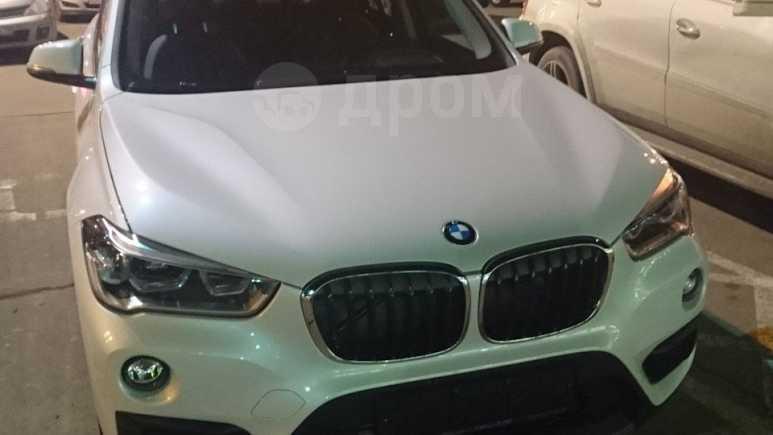 BMW X1, 2017 год, 1 730 000 руб.
