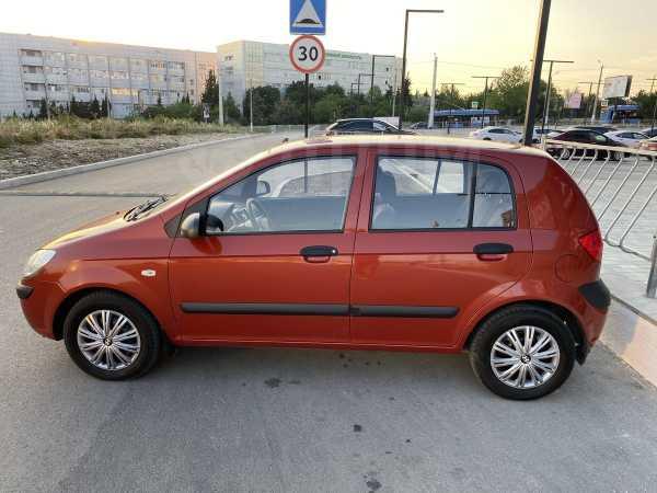 Hyundai Getz, 2007 год, 277 000 руб.