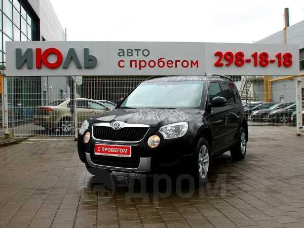 Skoda Yeti, 2013 год, 489 000 руб.