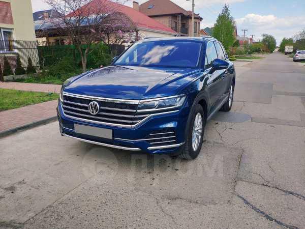 Volkswagen Touareg, 2018 год, 3 350 000 руб.