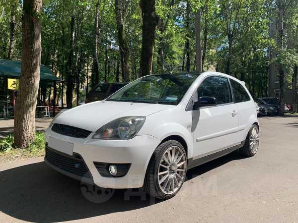 Ford Fiesta, 2008 год, 310 000 руб.