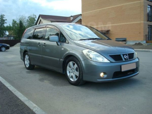 Nissan Presage, 2003 год, 500 000 руб.