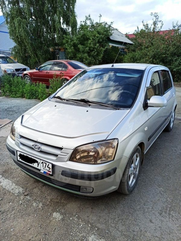 Hyundai Getz, 2003 год, 245 000 руб.