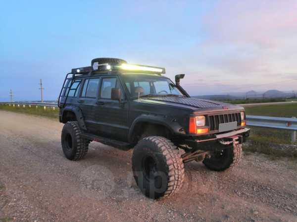 Jeep Cherokee, 1990 год, 395 000 руб.