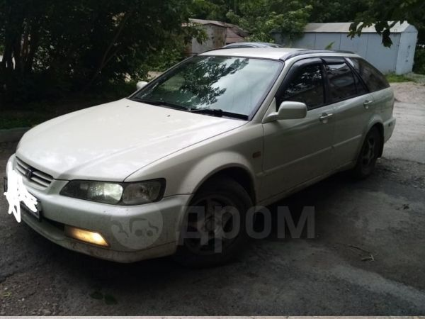 Honda Accord, 1999 год, 345 000 руб.