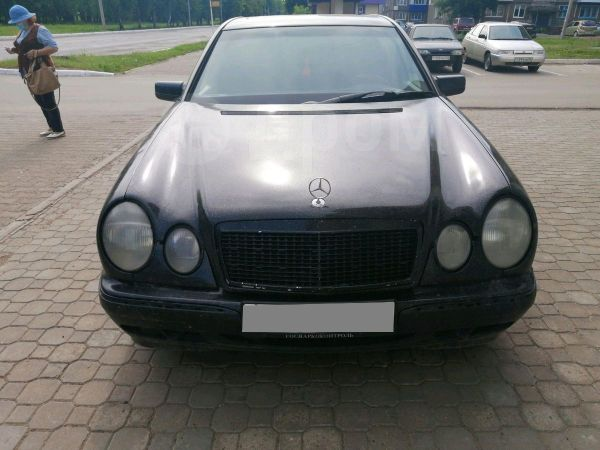 Mercedes-Benz E-Class, 1997 год, 130 000 руб.