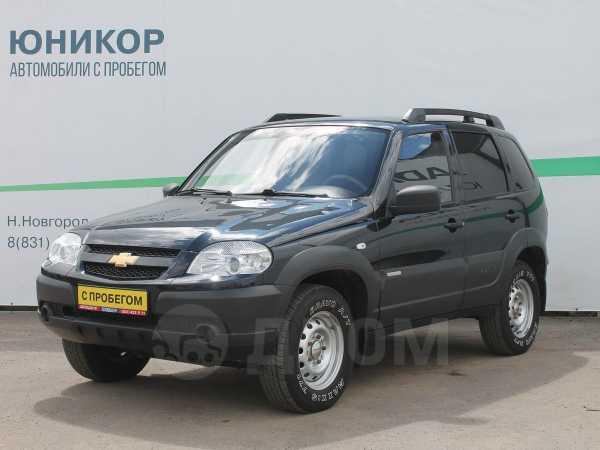 Chevrolet Niva, 2012 год, 265 000 руб.