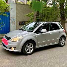 Хабаровск Suzuki SX4 2008