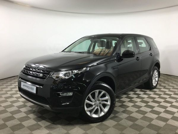 Land Rover Discovery Sport, 2018 год, 2 900 000 руб.