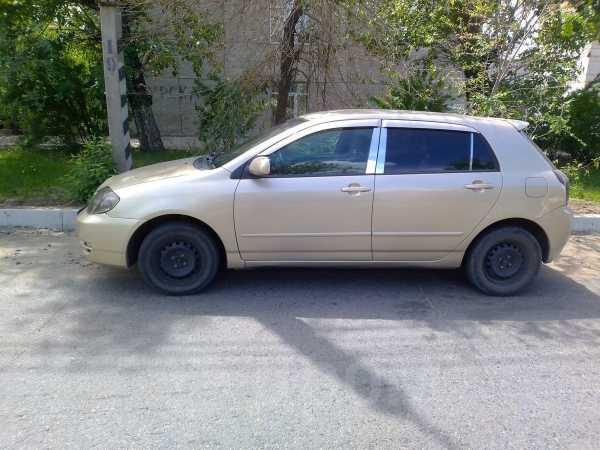 Toyota Allex, 2002 год, 250 000 руб.