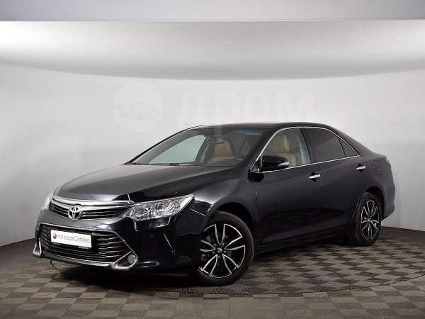 Toyota Camry, 2016 год, 1 287 000 руб.