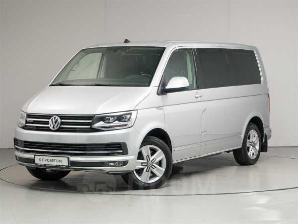 Volkswagen Multivan, 2018 год, 3 999 000 руб.