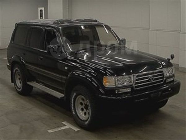 Toyota Land Cruiser, 1997 год, 678 000 руб.