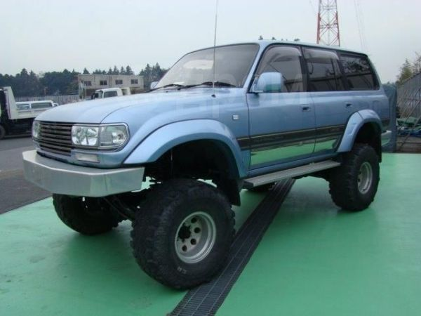 Toyota Land Cruiser, 1991 год, 600 000 руб.