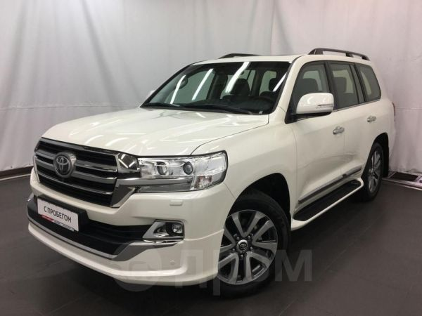Toyota Land Cruiser, 2018 год, 5 499 000 руб.